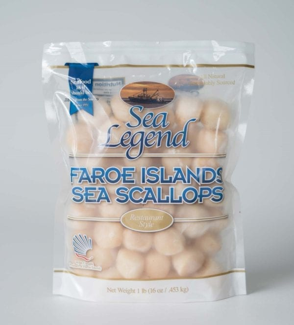 Faroe Islands Scallops