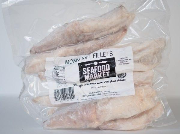 monkfish fillets